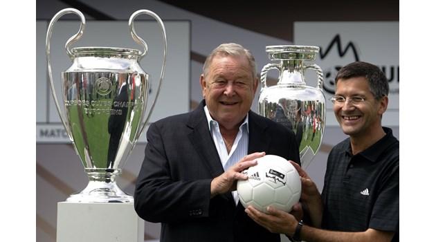 Ленарт Йохансон – бащата на съвременния футбол, който не харесваше своето отроче