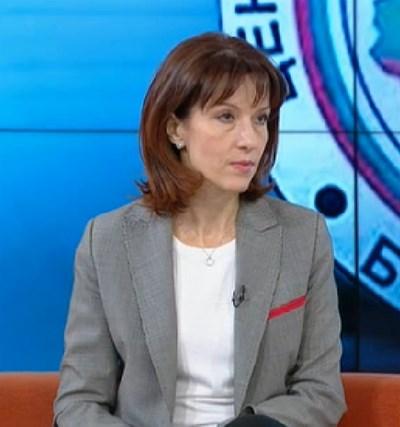 Камелия Нейкова Кадър: БНТ