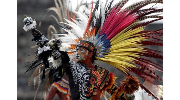 Ацтеките - цивилизация на самоунищожението