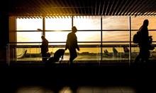 Евакуация на пътници от самолет в Русия заради пожар