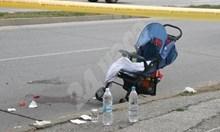 Повдигнаха обвинения на шофьора, блъснал майка с количка в Пловдив