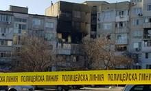 Човек от взривения блок във Варна: Беше нещо страшно. Събудих се от ужасен трясък към 4,30 (Снимки)