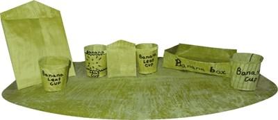 Снимка Banana Leaf Technology