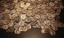 Полицията в Харманли задържа иманяр с 4 старинни монети