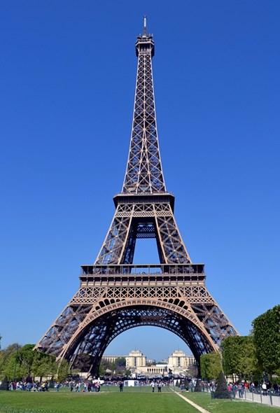 Днешната акция, организирана онлайн, трябваше да се състои следобед близо до Айфеловата кула.СНИМКA: Pixabay