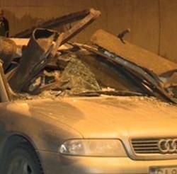 Инцидентът стана причина и за смяна на осветлението в тунела.