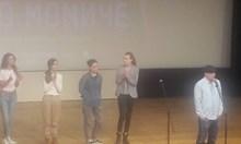 """Мариан Вълев представи """"Лошо момиче"""" за първи път пред публика"""