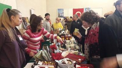 Българските храни от Балкана предизвикаха голям интерес