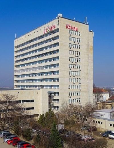 """Трима са откарани в Университетската болница """"Канев"""" с множество травми и наранявания. Снимка: МБАЛ Канев АД"""