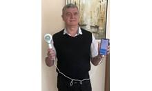 """С термометър за бял дроб български лекари търсят """"немия"""" COVID"""