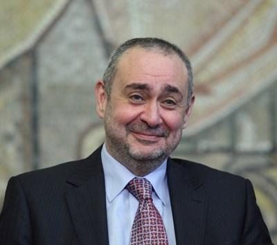 Борис Велчев е юрист, съдия, преподавател, автор на научни трудове СНИМКА: Йордан Симeонов