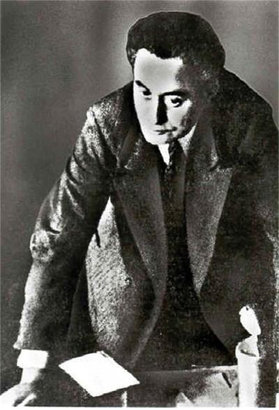 Димитров по време на Лайпцигския процес. СНИМКА: АРХИВ