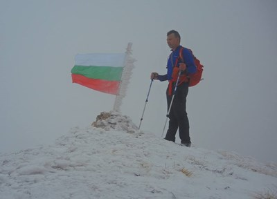 Боян Петров Снимка: Фейсбук