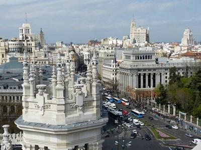 Мадрид Снимка: Pixabay
