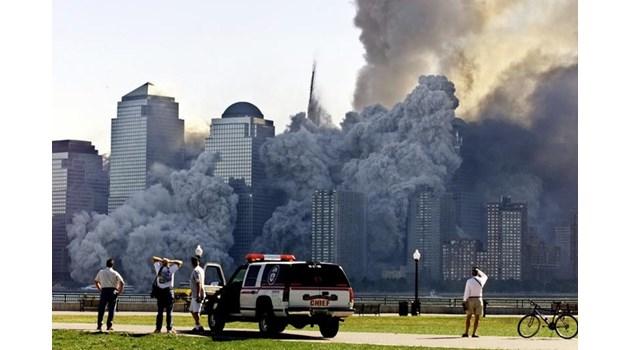 Кой е тайнственият свидетел за 11 септември Омар Ахмед ал Баюми