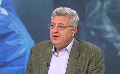 Доц. д-р Димитър Буланов КАДЪР: Нова тв