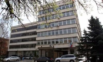 Сградата на регионалното министерство. Снимка МРРБ