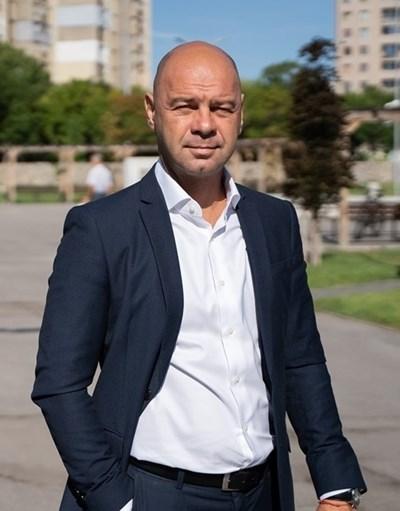 Костадин Димитров: Няма човек, на когото да не съм обърнал внимание