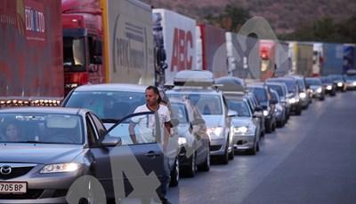 Шофьорите ще продължат да са едни от най-търсените на пазара на труда. СНИМКА: 24 часа