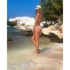 Цуми обожава гръцкия остров