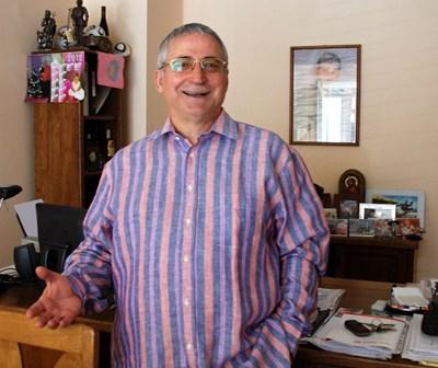 Христо Порточанов: След конгреса на БФС тръгвам из страната