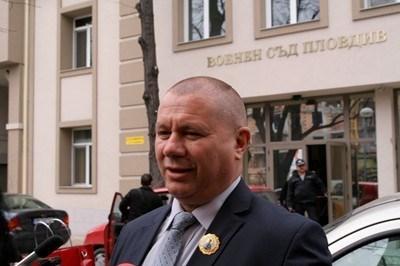 Генерал Димитър Шивиков. Снимка: 24 часа