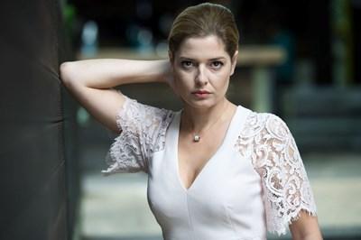 """Актрисата последно участваше в комедийния сериал """"Господин Х и морето"""".  СНИМКА: НОВА ТВ"""