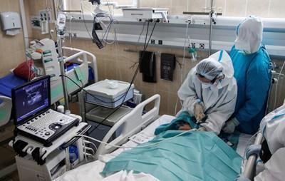 229 починали от COVID усложнения в Русия. СНИМКА: Ройтерс