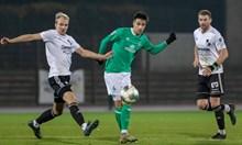 Груев се с развихри в Германия с първи голове при мъжете
