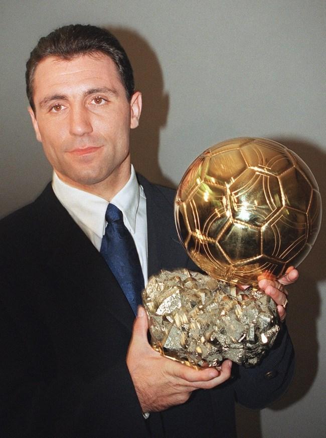 Единственият, който някога е минавал цената от 100 милиона евро, е Христо Стоичков. Снимка Архив