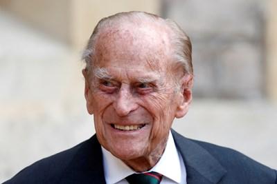 Принц Филип беше цар на лафовете. СНИМКИ: РОЙТЕРС
