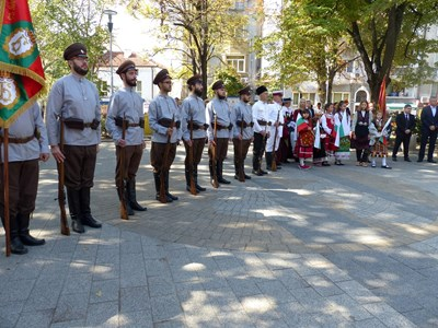 """Честването ще е на площад """"22 септември"""" в Пловдив."""