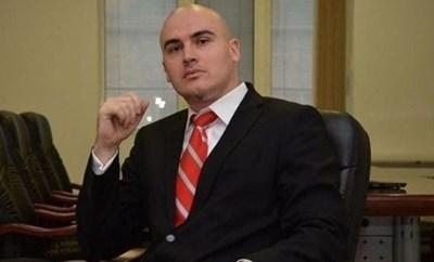 Петър Илиев. СНИМКА: Снимка: Архив