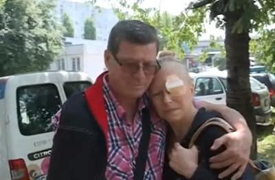 Пострадалите в катастрофата Димитринка и Йордан Кадър: NOVA