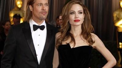 Анджелина Джоли и Брад Пит СНИМКА: РОЙТЕРС