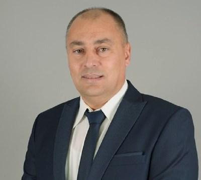 Кметът на Криводол Христо Доков СНИМКА: Авторът