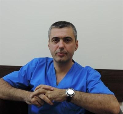 Д-р Бисер Петров