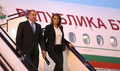 СНИМКИ: Прессекретариат на президента на Република България