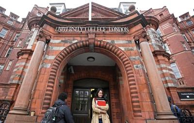 Университет в Лондон СНИМКА: РОЙТЕРС