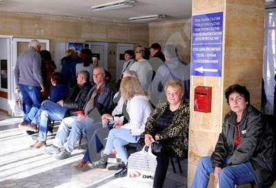 Регистърът би трябвало да намали опашките, по които висят хората с увреждания, твърдят експертите на правителството. СНИМКА: 24 часа