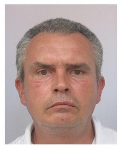 48-годишният Мариян Иванов  СНИМКА: Пресцентър на МВР