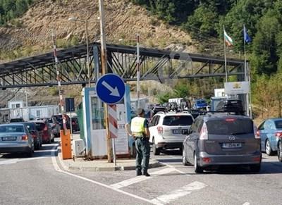 """Засилване на трафика през ГКПП """"Маказа"""" очакват през предстоящите Великденски празници от полицията в Кърджали. Снимка Архив"""
