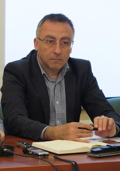 Диян Стаматов e председател на Съюза на работодателите в системата на народната просвета в България