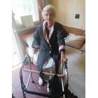 Баба Тодора затворена вкъщи от година