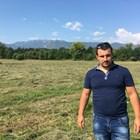 Иван Киричков: Земята ми е изцяло под аренда за 20 лева на декар. Снимки: Радина Иванова