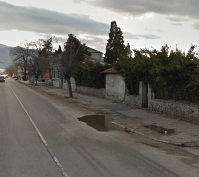 Село Братаница СНИМКА: Google Street view