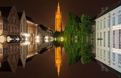 Брюж, Белгия Снимка: Pixabay