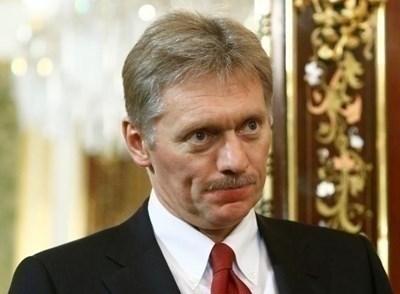 Дмитрий Песков Снимка: Ройтерс