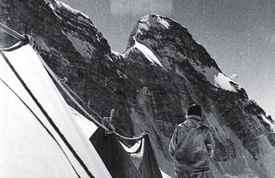 Изглед към връх Нанда Деви
