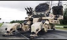 Най-добрите военни роботи